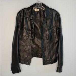 SPURR leather jacket